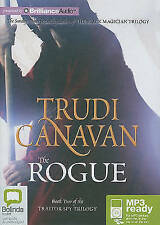The Rogue (Traitor Spy Trilogy), Canavan, Trudi, New Book