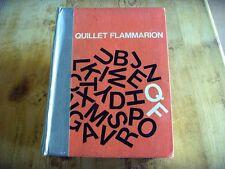 Usado - DICCIONARIO FRANCÉS QUILLET FLAMMARION - Libro -