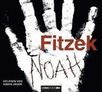 NOAH - SEBASTIAN FITZEK / GELESEN VON SIMON JÄGER - AUDIOBOOK - CD NEU!!