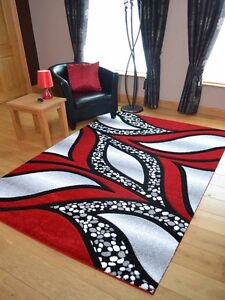 Super Verso Small Extra Large Carved Quality Thick Floor Carpet Runner Rugs Mats