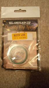 Lureflash buzzer wire olive