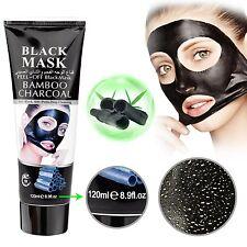 Mascara De Limpieza Facial Profunda - Mascarilla Negra Para Eliminar Espinillas