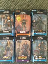 Marvel Legends Thor Ragnorok Lot Hella, Ares, Loki, Enchantress
