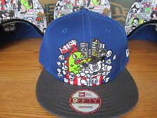 Tokidoki New Era Hat Pop Battle Snapback Hat Brand New 0330