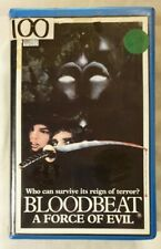 Bloodbeat: A Force of Evil (aka Blood Beat) VHS 1982 Horror/Slasher THORN EMI