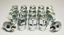 20 x M12 x 1.25, 19mm Hex Alloy Wheel Nuts With 6mm Shank (Zinc)