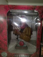 Hellboy Bust Busto Limited Edition DVD (RARO COLLECTORS)