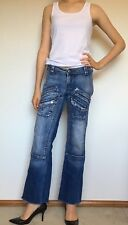 Ladies Designer Jeans Size 28 10 by School Rag
