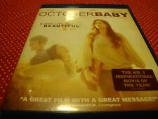 """""""Octoberbaby: Every Life Is Beautiful"""" No. 1 Inspirational Movie Blu Ray R3"""