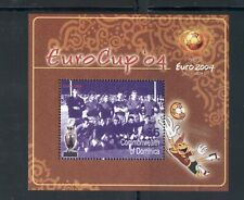 Dominica  #2501 (2004 Euro Soccer sheet)  VFMNH CV $4.50