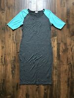 LuLaRoe Simply Comfortable Dress Womens Size M