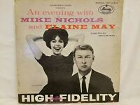 MIKE NICHOLS and ELAINE MAX - AN EVENING WITH - VINTAGE VINYL LP