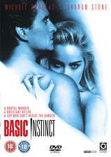 BASIC INSTINCT (DVD) (New)