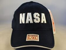 Nasa Stennis Space Center Stretch Fit Flex Hat Cap Size L/XL