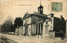 CPA  Port-Marly -L'Eglise   (246655)