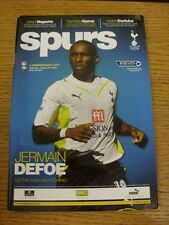 29/08/2009 Tottenham Hotspur v Birmingham City  . Thanks for viewing this item,