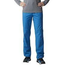 NWT Adidas Outdoor ED FELSBLOCK Pants Mens, AQUA/BLUE,  AP8373 (Sz 40)  $75