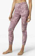 """Lululemon Align Pant Size 6 lCPT Incognito Camo Pink Taupe 25"""""""