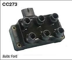 Fuelmiser Ignition Coil CC273 fits Ford Courier 4.0 i (PH), 4.0 i 4x4 (PH)