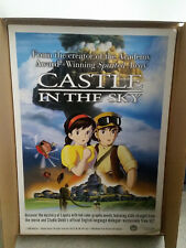 Castle in the Sky US movie poster Bulk Lot of 22  - Studio Ghibli Hayao Miyazaki