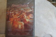 """Absent Justice - a programme of 7 parts that records the Israeli """"Desert Shield"""""""