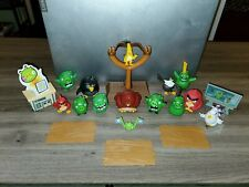 """Angry Birds Movie  2"""" Figures Used Great Conditon"""