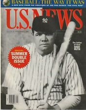 E917 US News Aug. 29, 1994 Vintage Magazine