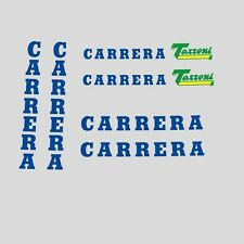 Carrera Tassoni Bicycle Decals, Transfers, Stickers n.100