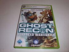 XBox 360  Tom Clancy's Ghost Recon - Advanced Warfighter von Ubisoft