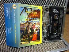 CICHA NOC NAD PALESTYNA cassette tape Quiet Night Over Palestine Polish