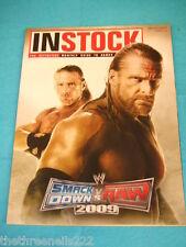 INSTOCK - SMACK DOWN vs RAW 2009 - MID OCT 2008 # 52