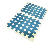 40x Cross Kindmax Blau 44mm x 52mm Kinesiologie Sporttape Kinesiology Tape