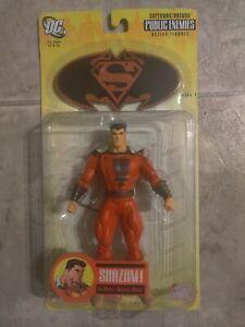 DC Direct Superman/Batman Public Enemies Series 1 Shazam! Action Figure