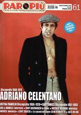 RaroPiù 2018 61.Adriano Celentano,Eurythmics,Burt Bacharach,Aretha Franklin