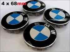 4x68mm BMW logo NABENKAPPEN NABENDECKEL FELGENDECKEL EMBLEM 3er5er e46 sticker