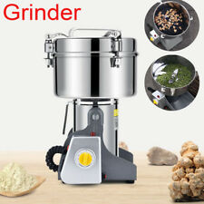 2500g 220V Electric Herb Grinder Coffee Beans Grain Milling Powder Machine New