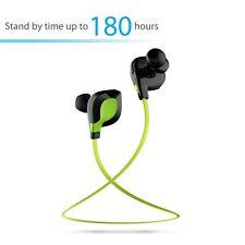 Sweat-proof Bluetooth Wireless Stereo Earphone Earbuds Sport Headset Headphone