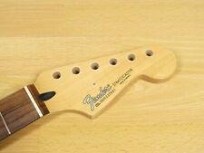 """Fender Standard Stratocaster Neck Fender 9.5"""" Real Rosewood Strat Neck"""
