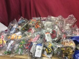 McDonalds Collectable  Happy Meal Toys, 67 in Total
