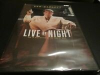"DVD NEUF ""LIVE BY NIGHT"" Ben AFFLECK, Elle FANNING"