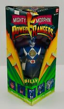 Vintage Mighty Morphin Power Rangers Blue Billy Bandai Figure Toy New No Reserve
