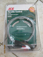 Prime Line 7-03905 Universal Heavy Duty Steel Throttle Control Cable