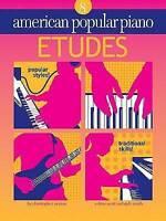 American Popular Piano, Etudes Level 8 by Scott McBride Smith, Christopher...