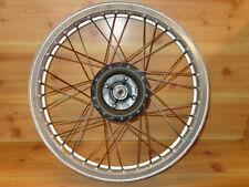 1973 Suzuki Champion TM250 TM 250 OEM Front Wheel Rim Akront