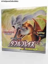Pokemon TCG Double Blaze ( Unbroken Bonds ) sm10 Japanese Booster Box SEALED