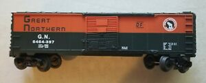 LIONEL GREAT NORTHERN RAILWAY BOXCAR 6-19291 -  MINT IN BOX!!!