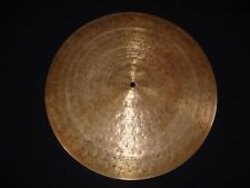 """Istanbul Agop 30th Anniversary 20"""" ride cymbal - 2028g - hand hammered Turkey"""
