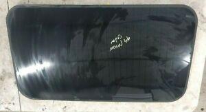 98-01 Volkswagen Passat Tinted Sunroof Glass Window w Good Seal