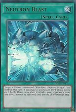 YU-GI-OH ULTRA RARE CARD: NEUTRON BLAST - DPRP-EN008 1st EDITION