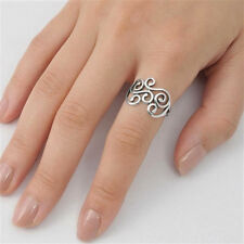 USA Seller Ocean Ring Sterling Silver 925 Best Deal Jewelry Size 11